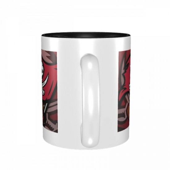 Funny NFL Tampa Bay Buccaneers Mugs #387366 Suitable for Dishwasher, 1 Pack
